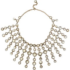 Denise Gatard 'Moonstone' necklace