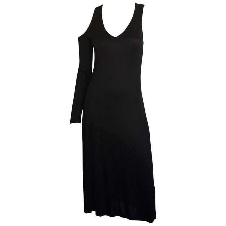 Versus Versace One Sleeve Dress