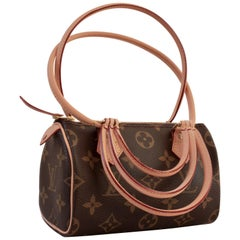 Limited Louis Vuitton Mini HL Speedy Bag Comme des Garçons Multi-handle + Box