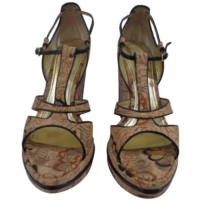 Dolce & Gabbana High heel wedges