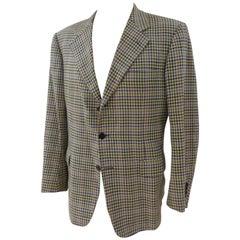 Hermes multicolour cotton men jacket