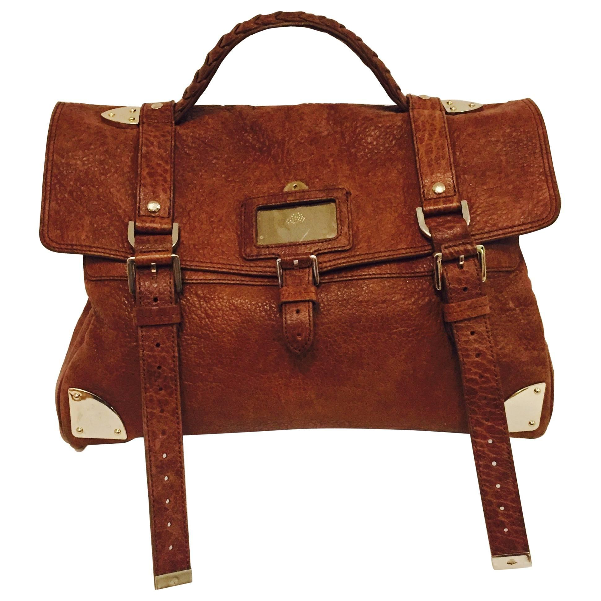 0db680e027 ... australia memorable mulberry textured leather messenger bag for sale  532a2 b2350