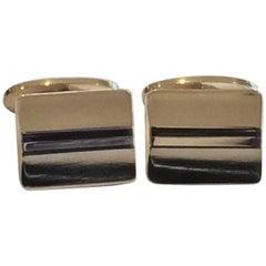 Georg Jensen pair of cufflinks Design no. 125