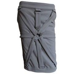 Jean Paul Gaultier Bondage Skirt