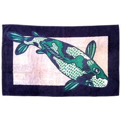 Hermes Beach Towel - 100% Cotton