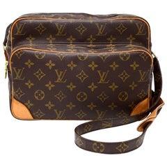Louis Vuitton Nil Monogram Canvas Shoulder Bag