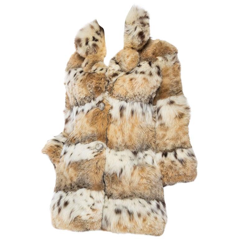 1970s Lynx Coat