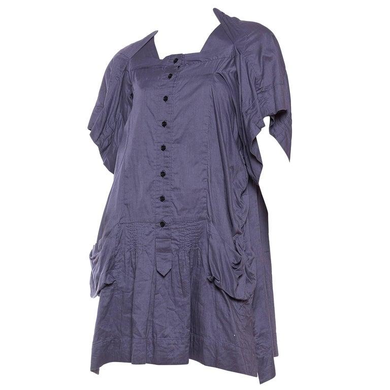 Bernhard Willhelm Cotton Dress For Sale