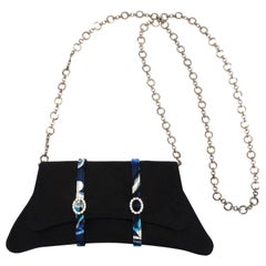 Emilio Pucci Rhinestone Evening Bag
