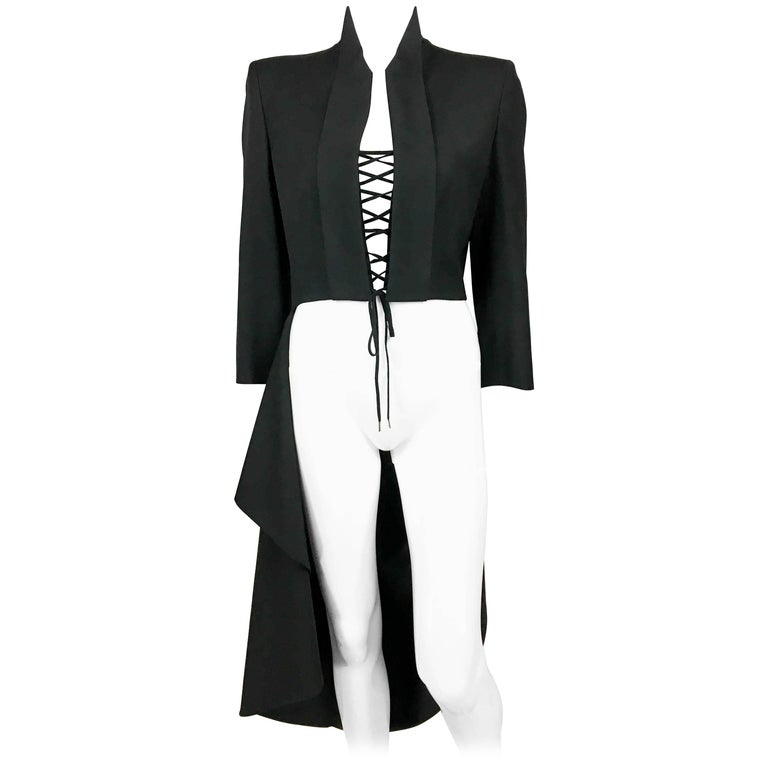 "Alexander McQueen ""The Dance of the Twisted Bull"" Runway Matador Jacket, 2002  For Sale"