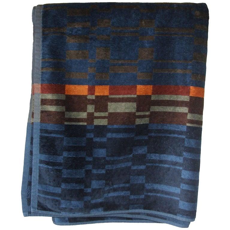 Hermès Le H d'Hermès Bath Towel / Like New