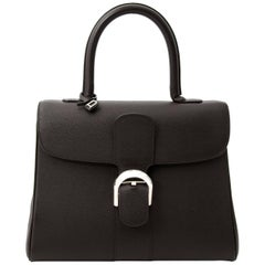 Delvaux Brillant Cafe Veau DiamondExcellent preloved condition  Delvaux Cafe Vea