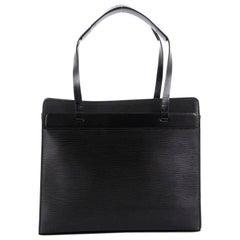 Louis Vuitton Croisette Handbag Epi Leather PM