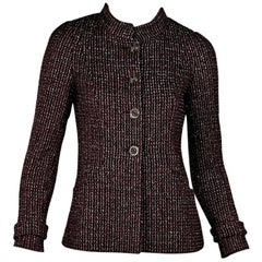 Multicolor Chanel Boucle Jacket