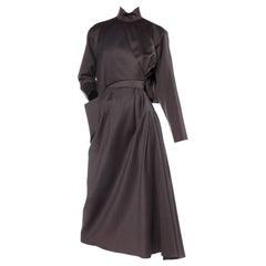 Bernard Perris Asymmetrical Dress
