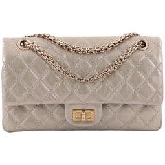Chanel Reissue 2.55 Handbag Quilted Aged Calfskin 225