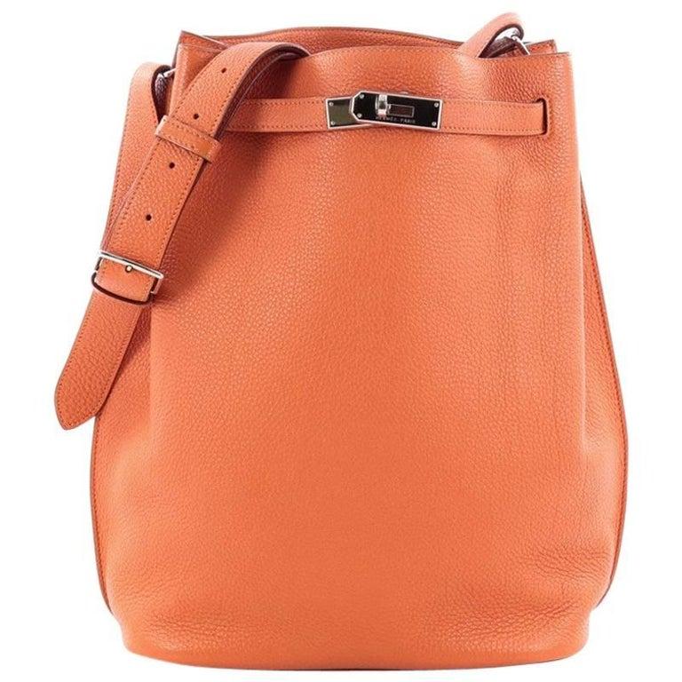 Hermes So Kelly Togo 26 Handbag