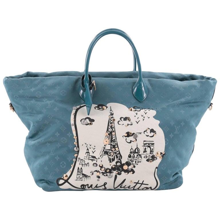 6ebd939d7f78 Louis Vuitton Nouvelle Vague Handbag Monogram Nylon at 1stdibs