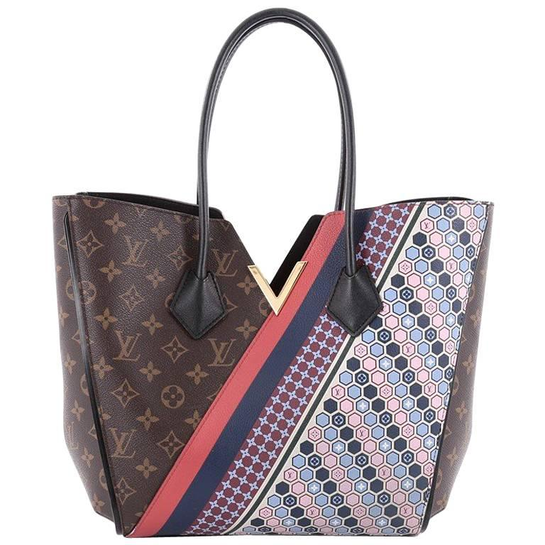 3aedb9df378 Louis Vuitton Kimono Bag Limited Edition Monogram Canvas and Leather
