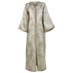 1970s Embroidered Ceremony Caftan