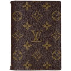 Louis Vuitton Vintage Monogram Picture/Card Holder