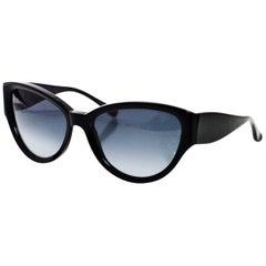 Vera Wang Black Cat Eye Sunglasses