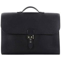 Hermes Sac a Depeche Handbag Togo 41