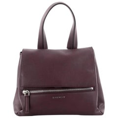 Givenchy Pandora Pure Satchel Leather Small