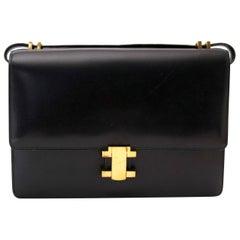 Hermès Black Shoulder Bag