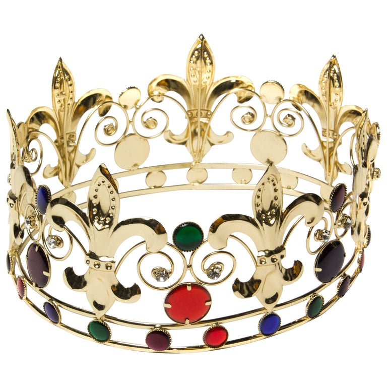 Vintage King's Crown