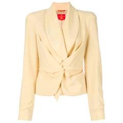 1990s VIVIENNE WESTWOOD Red Label long sleeve jacket