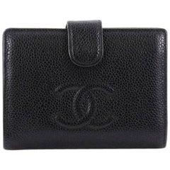 Chanel Timeless CC Wallet Caviar Compact