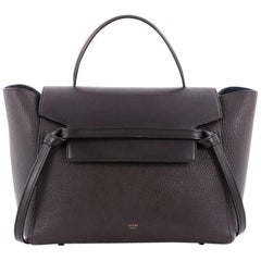 Celine Belt Bag Pebbled Leather Mini