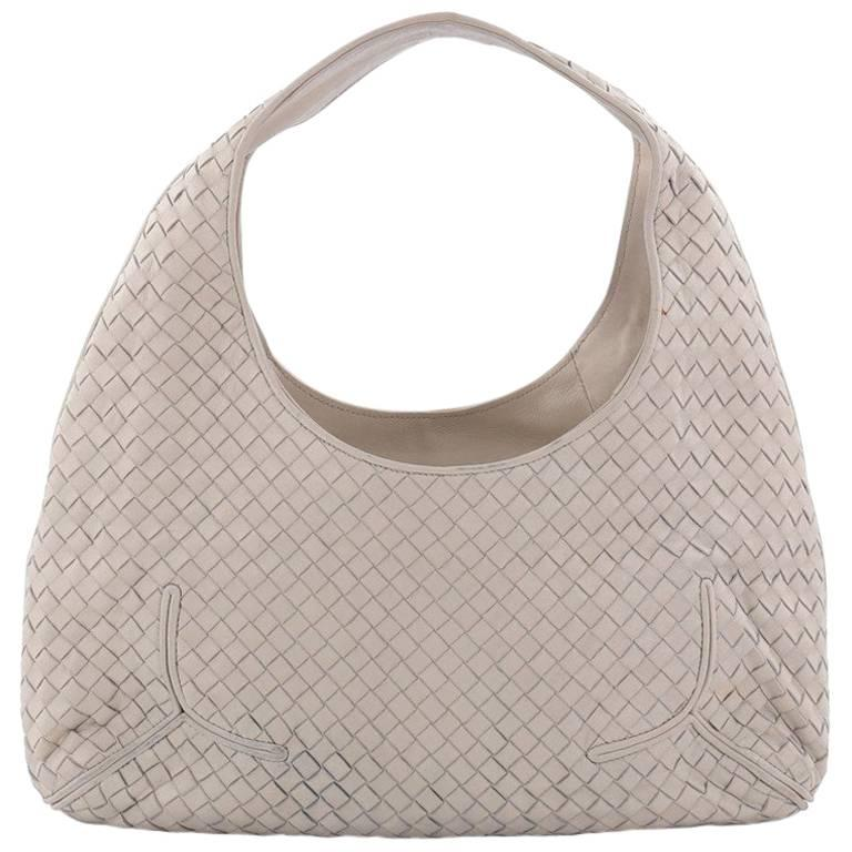 445e9a4941 Bottega Veneta Ball Hobo Intrecciato Nappa at 1stdibs