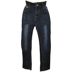 Hermes Slim-Fit 5-Pocket Denim Jeans