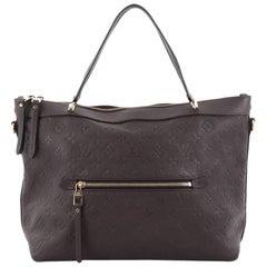 Louis Vuitton Bastille Bag Monogram Empreinte Leather MM