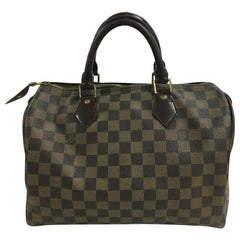Louis Vuitton Speedy Handbag Damier 30