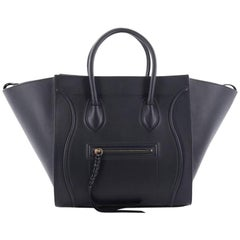 Celine Phantom Handbag Smooth Leather Medium