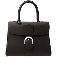 Delvaux Brillant Cafe Veau Diamond
