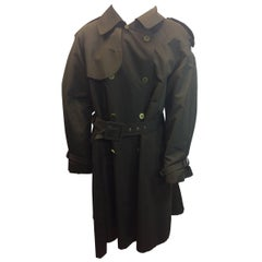 Chanel Boutique Silk Coat