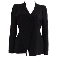 Tom Ford black cotton jacket