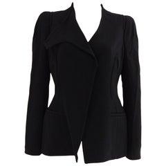 Tom Ford black cotton jacket
