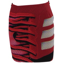 Adidas by Mary Katrantzou mini skirt NWOT