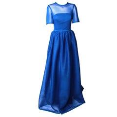 LEA LIS Mesh Sports Luxe Evening dress