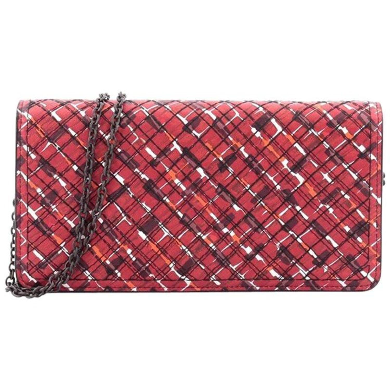 dca004436378 Bottega Veneta Wallet on Chain Intrecciato Nappa at 1stdibs