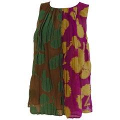Etro vintage multicoloured shirt