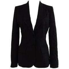 Dolce & Gabbana black cotton jacket