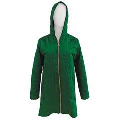 Leitmotiv Green coat NWOT