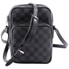 Louis Vuitton Rem Bag Damier Graphite