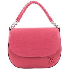 Louis Vuitton Luna Handbag Epi Leather